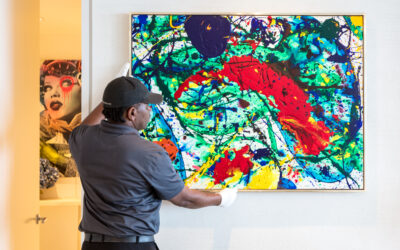How To Protect Your Fine Art Investment